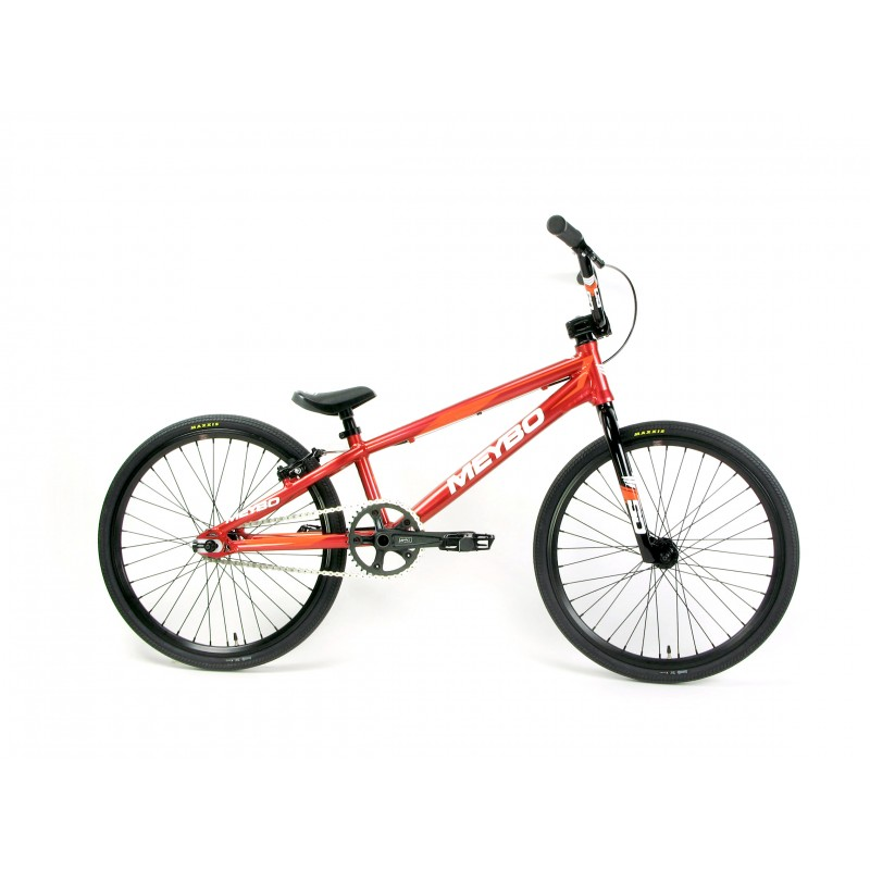 Meybo Clipper Expert 2019 Bike Red/White/Orange