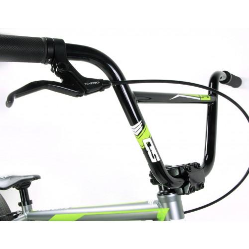 Meybo Expert XL Clipper 2019 Bike Grey/White/Lime