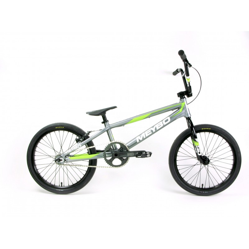 Meybo Expert XL Clipper 2019 Bike Grey/White/Lime