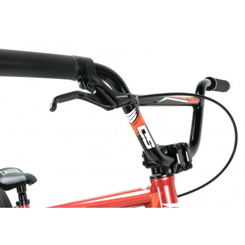 Meybo Expert XL Clipper 2019 Bike Red/White/Orange