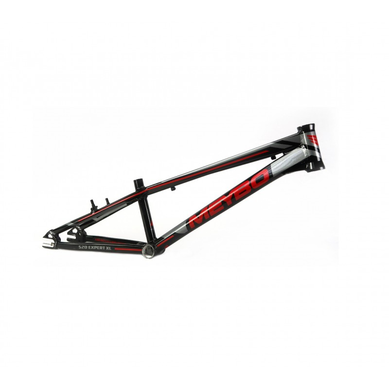 Meybo  Holeshot Frame 10mm Black/Red/Grey