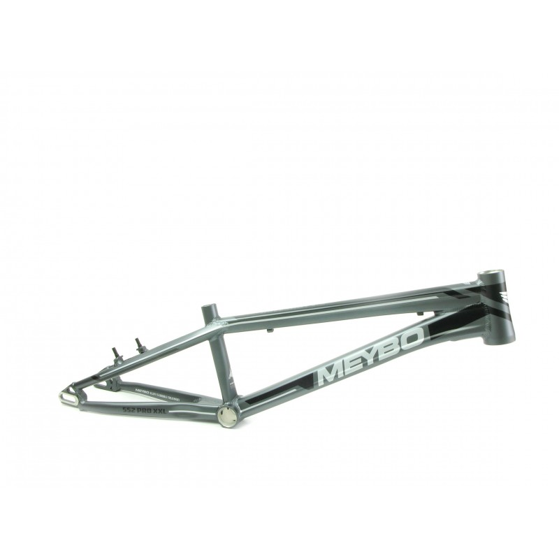 Meybo  Holeshot Frame 10mm Matt Grey/Light Grey/Black