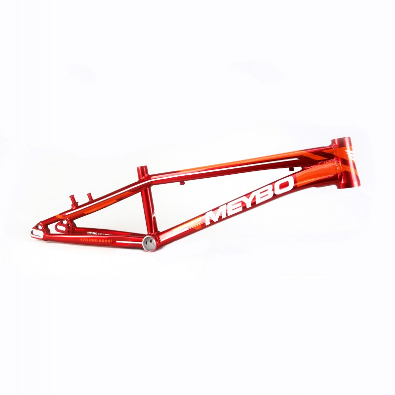 Meybo  Holeshot Frame 10mm Red/White/Orange