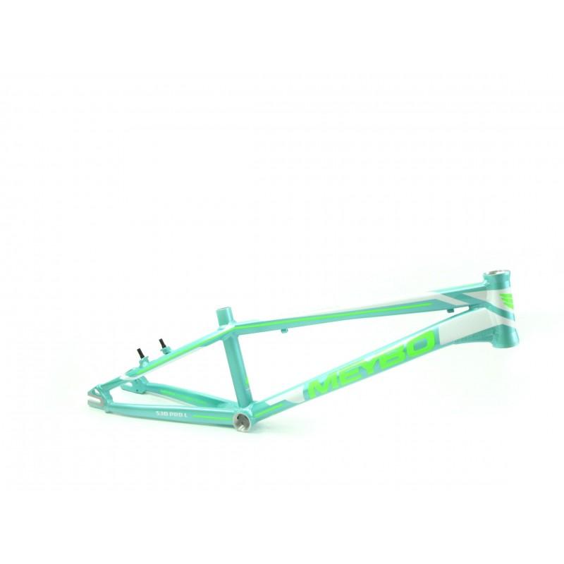 Meybo Holeshot Frame 2018 LTD Turquoise/Green/White - Meybobikes