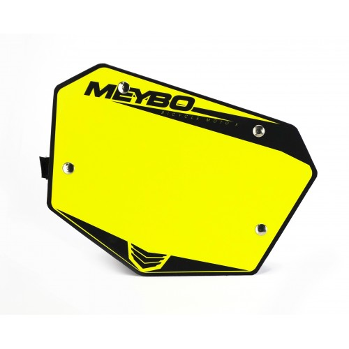 Meybo Front Numberplate V2.0 Yellow