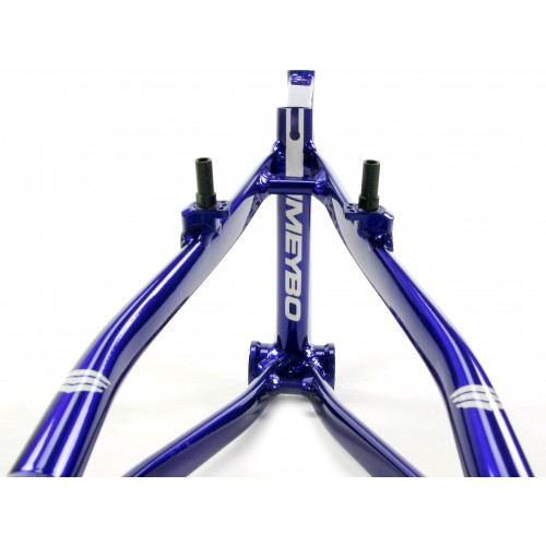 Meybo Holeshot 2019 Frame Purple/White/Pink