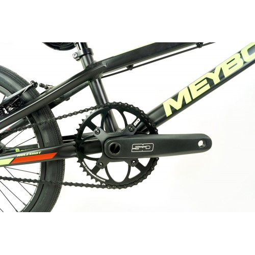Meybo Custom Bike 2019 Pro XXL Black/Green/Red