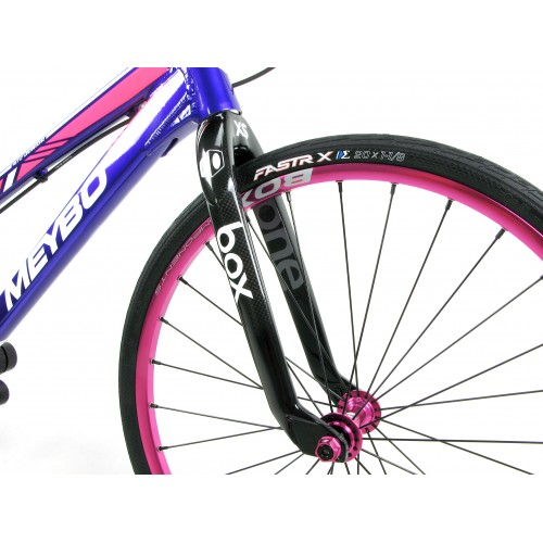 Meybo Custom Bike 2019 Junior Purple / Pink