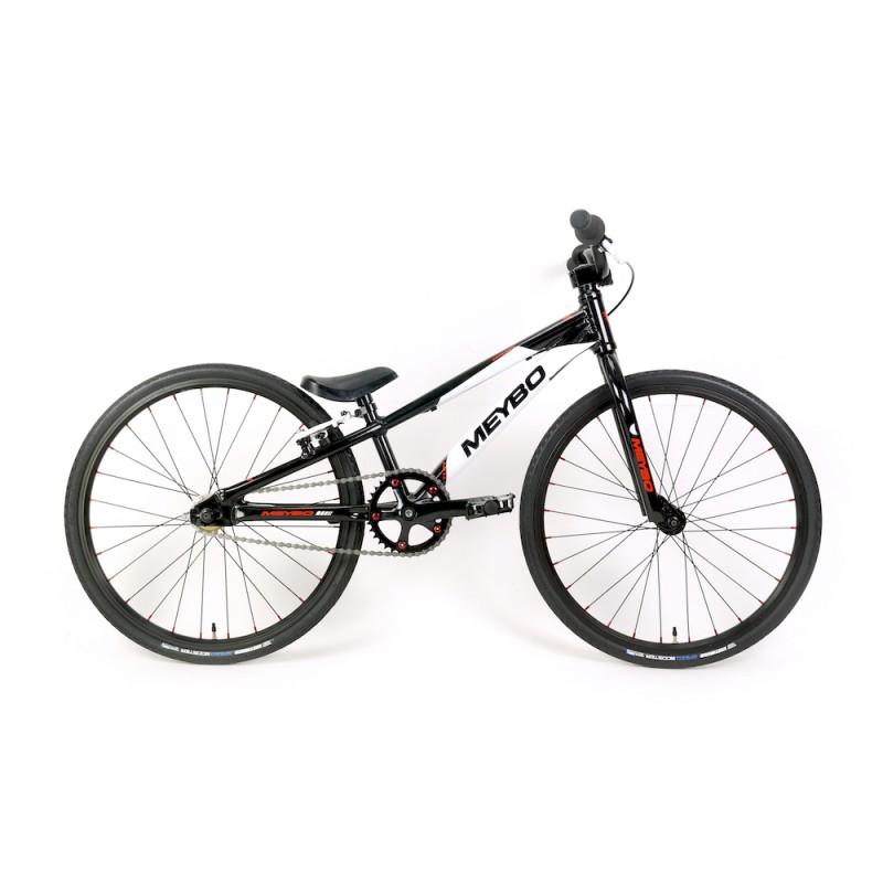 Meybo TLNT Bike Black/White/Red Micro