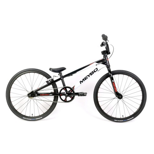Meybo TLNT Bike Black/White/Red Junior