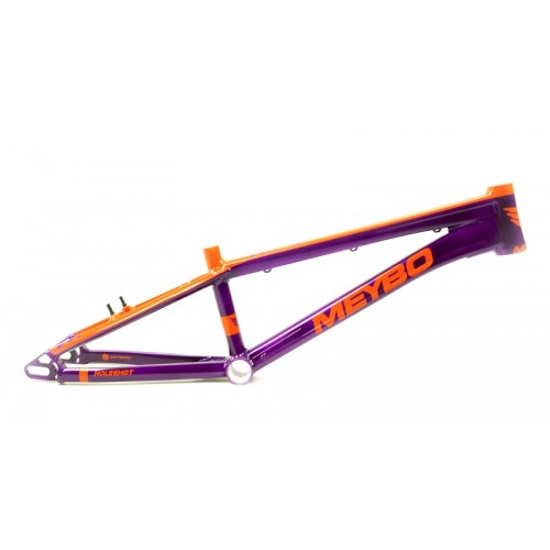 Meybo Holeshot 2020 BMX Race Frame Purple/Orange