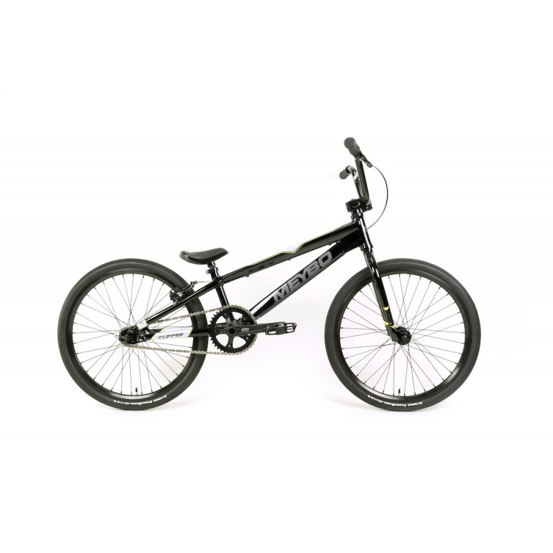 Meybo Clipper 2020 Bike Black/Grey/Yellow Expert XL