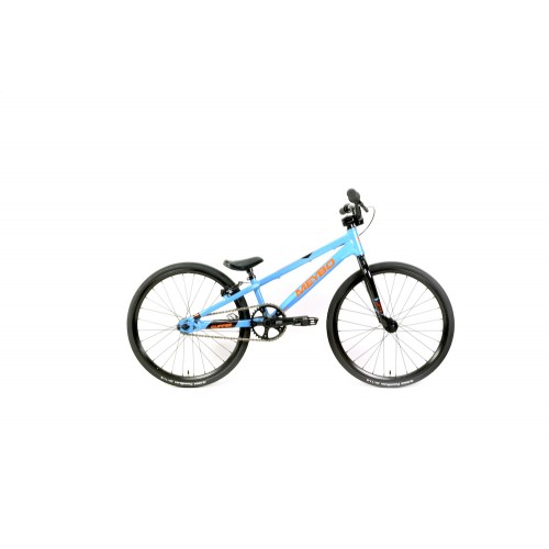 Meybo Clipper 2020 Bike Ocean/Orange/Black Mini