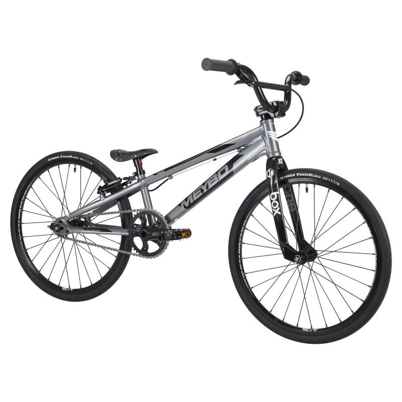 Meybo Holeshot 2020 Bike Nardo Grey/Black/White Junior