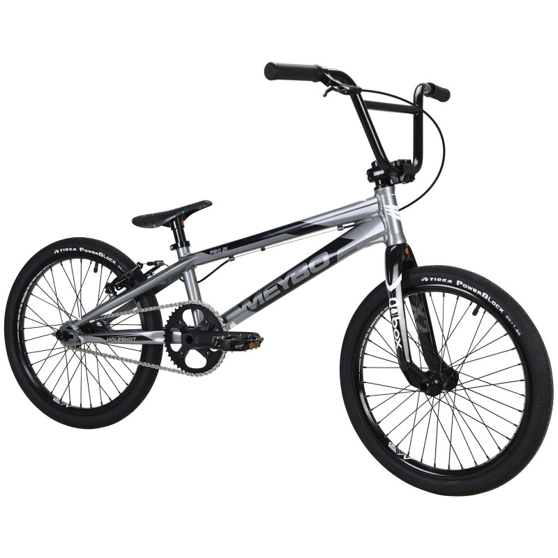 Meybo Holeshot 2020 Bike Nardo Grey/Black/White Pro 22