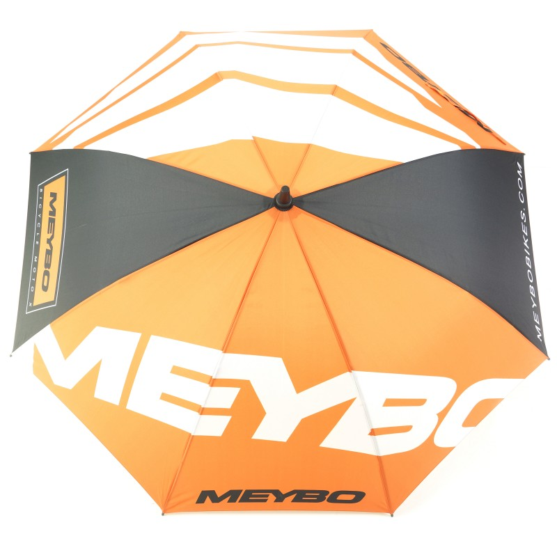 Meybo Umbrella Logo V1.0 Black/Orange