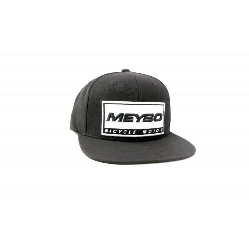 Meybo Snapback Cap Logo V3 Black