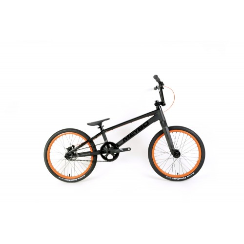 Meybo Holeshot Custom Build Bike Pro 21 2020 Matte Black/Shiny Black