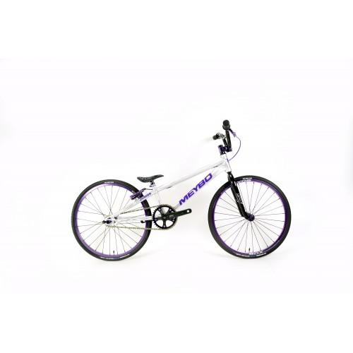 Meybo Holeshot Custom Build Bike Junior 2016 Raw/Purple