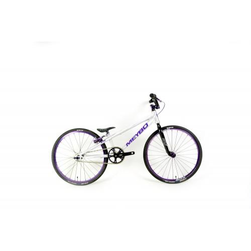 Meybo Holeshot Custom Build Bike Mini 2017 Raw/Purple
