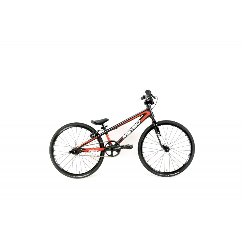Meybo Holeshot Custom Build Bike Mini 2016 Matte Black/Red