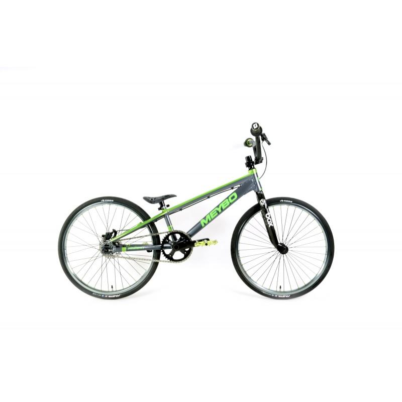 Meybo Holeshot Custom Build Bike Junior 2020 Silver/Green