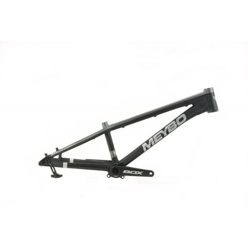 Meybo HSX BMX Race Frame Matte Black/Matte Light Grey/Matte Grey With BOX One M35 Crankset