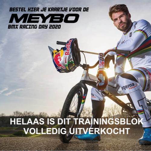 Ticket Meybo BMX Racing Day 2020