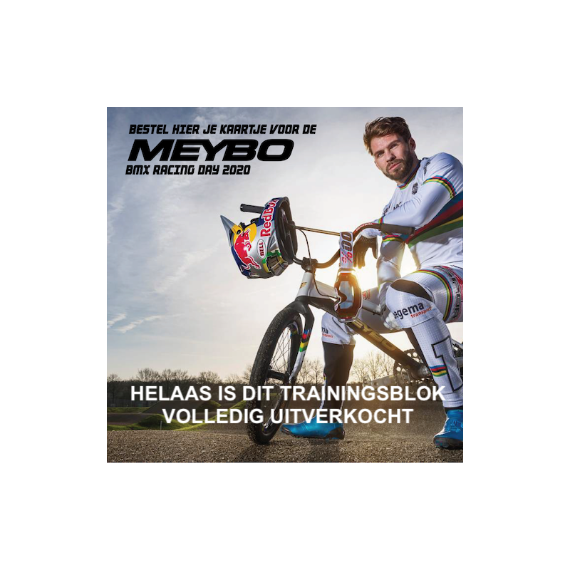 Ticket Meybo BMX Racing Day 2020
