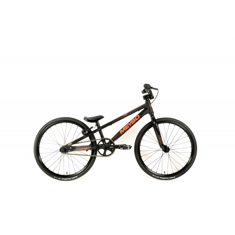 Meybo Clipper 2020 Bike Black/Grey/Yellow Mini