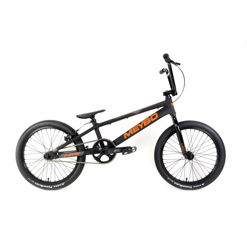 Meybo Clipper 2020 Bike Black/Grey/Yellow Pro 21