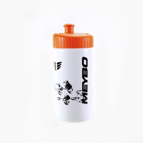 Meybo BMX Race Bottle V1 White/Orange