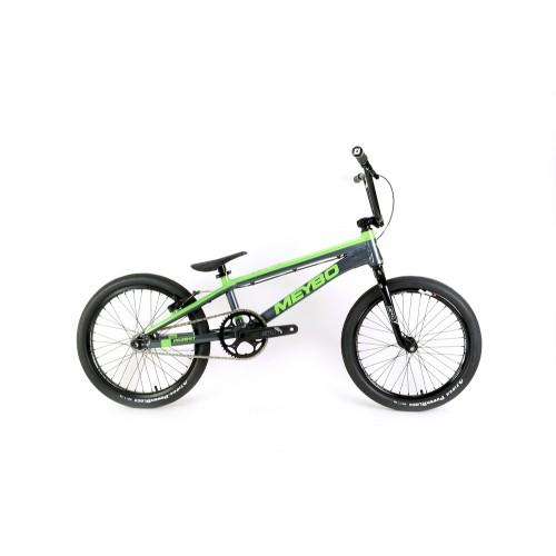 Meybo Custom Build Bike Pro 21.5 2020 Silver/Green