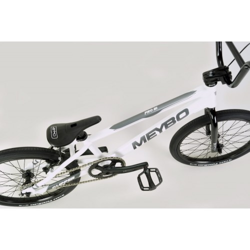 Meybo Clipper 2021 Bike White/Grey/Black Mini