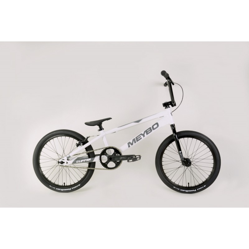 Meybo Clipper 2021 Bike White/Grey/Black Junior