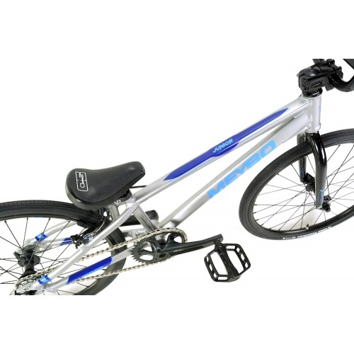Meybo Clipper 2021 Bike Grey/Blue/Cyan Junior