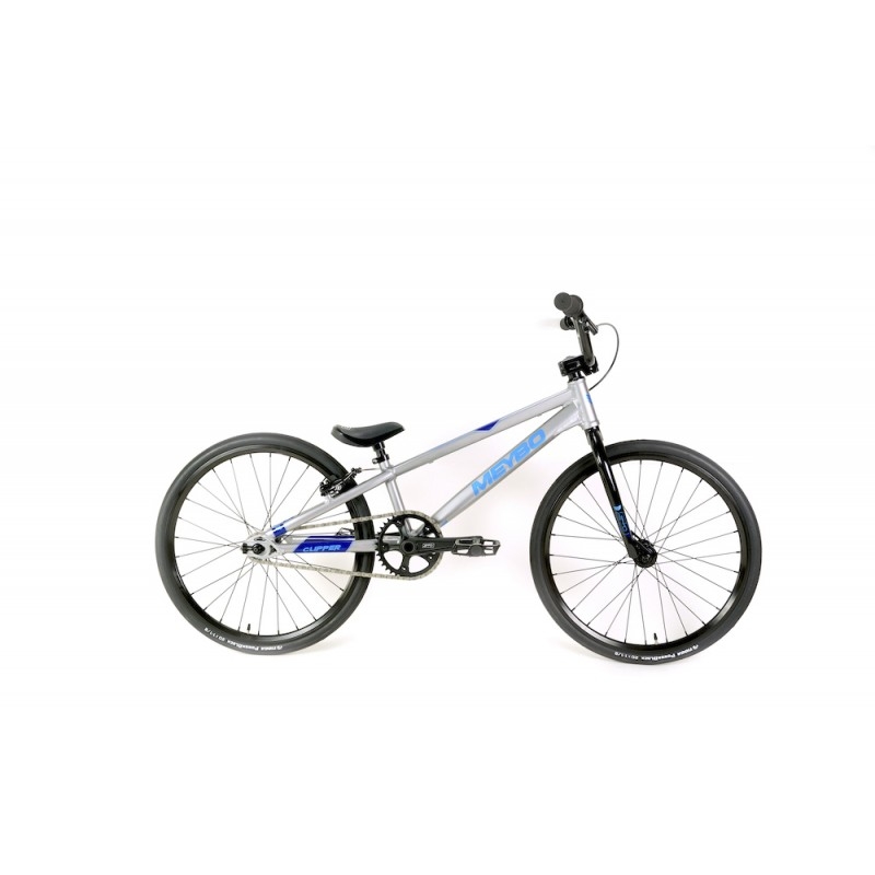 Meybo Clipper 2021 Bike Grey/Blue/Cyan Junior