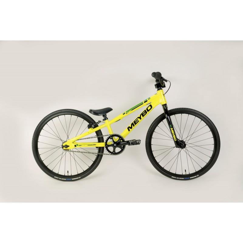 Meybo TLNT 2021 Bike Citrus/Black/Green Micro
