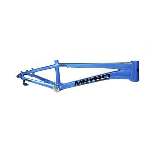 Meybo HSX 2021 BMX Race Frame Blue
