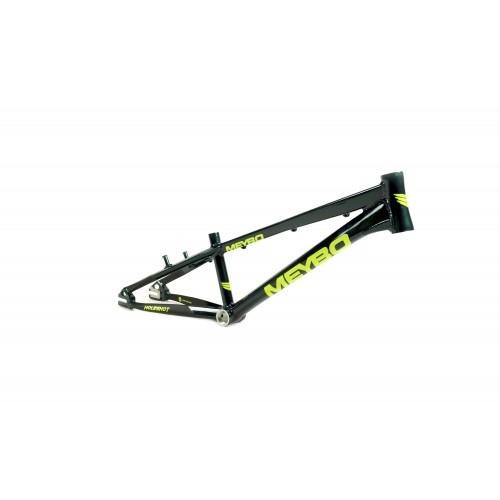 Meybo Holeshot 2021 BMX Race Frame Army/Apple/Black