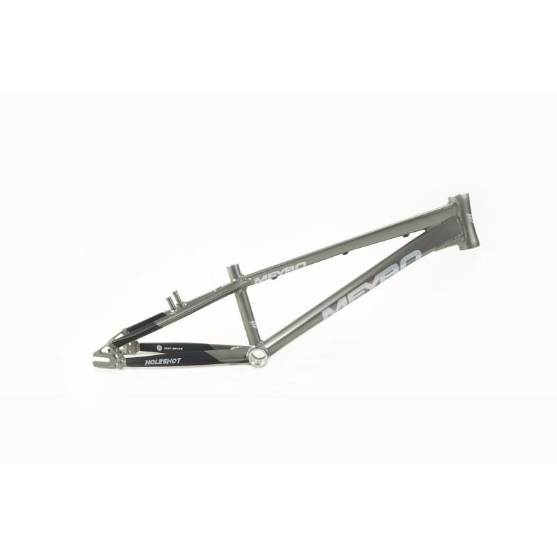 Meybo Holeshot 2021 BMX Race Frame Grey/Light Grey/Black