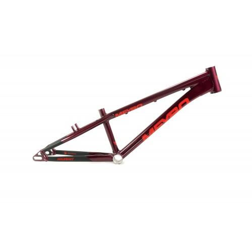 Meybo Holeshot 2021 BMX Race Frame Maroon
