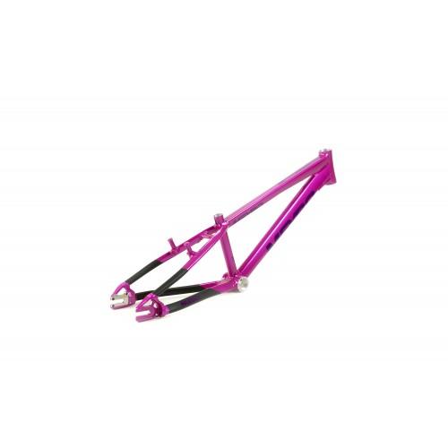 Meybo Holeshot 2021 BMX Race Frame Pink/Purple/Black