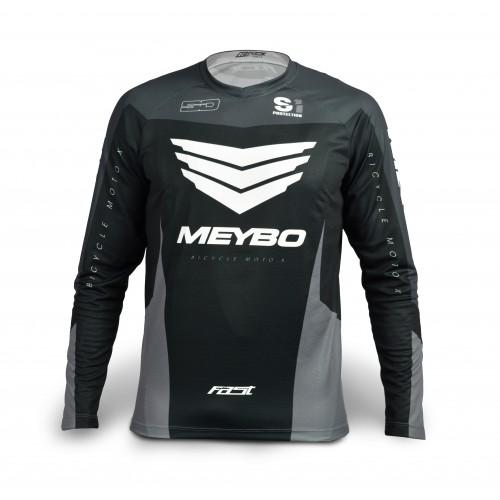 Meybo Race Jersey V3 SlimFit Grey