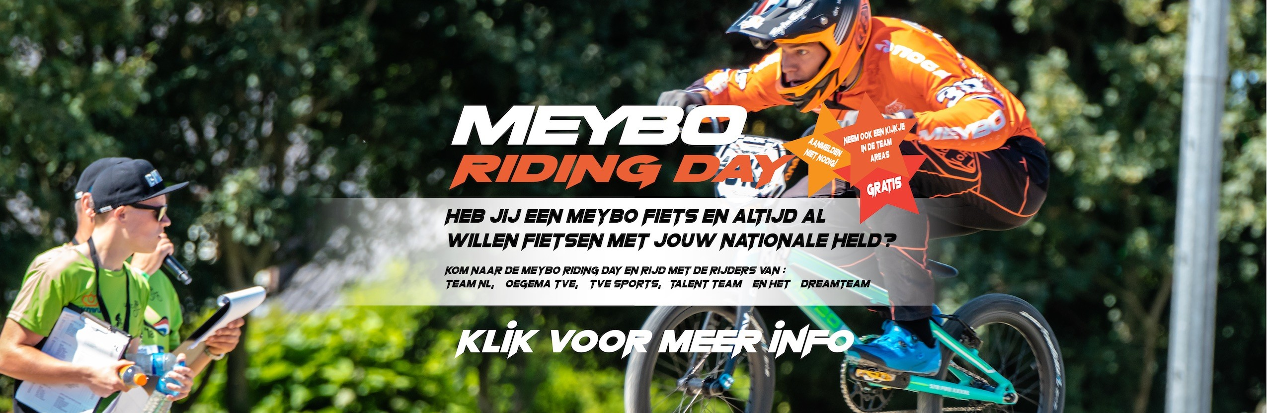 Meybo Riding Day